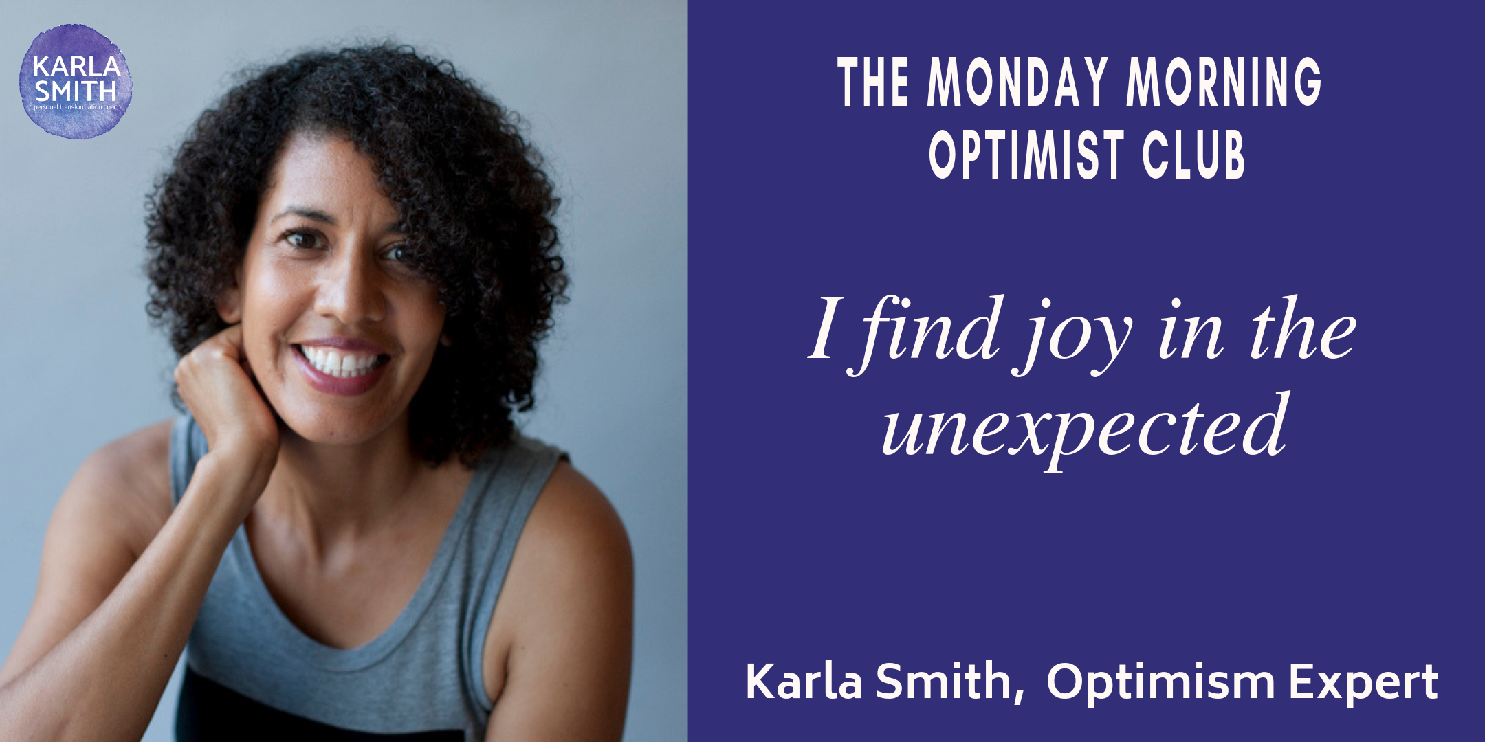 The Monday Morning Optimist Club