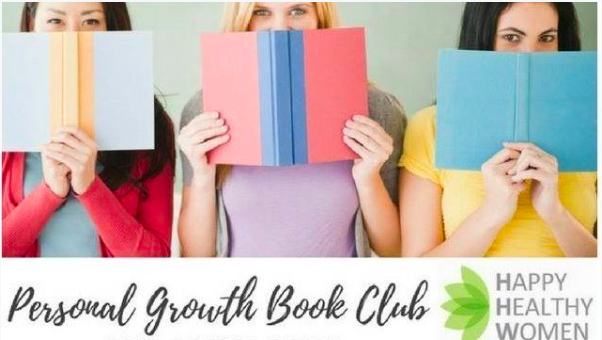 Happy Healthy Women Monthly Book Club