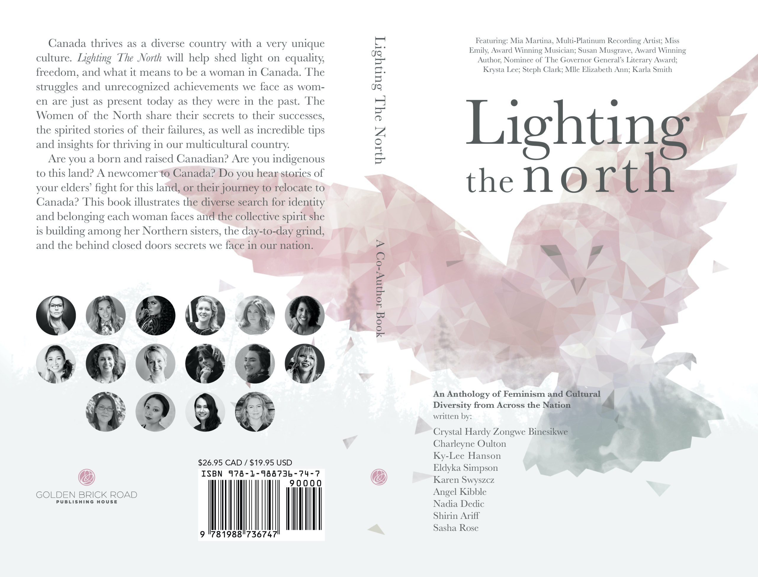 Lighting the North Book Cover